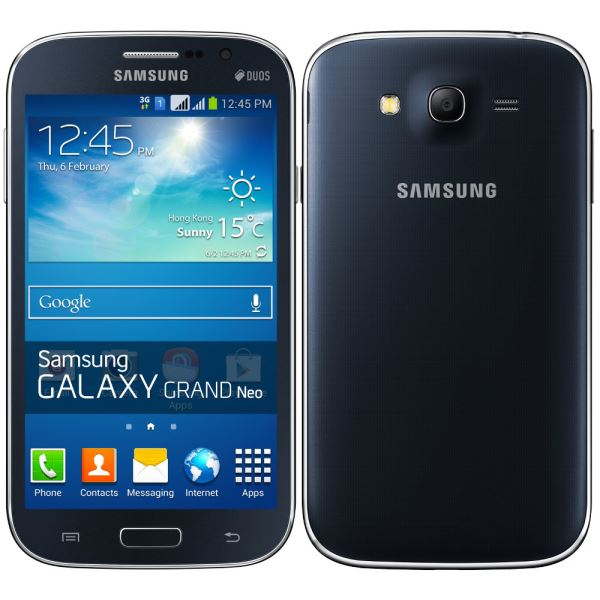 SAMSUNG I9060 GALAXY GRAND 8 GB NEO SİYAH