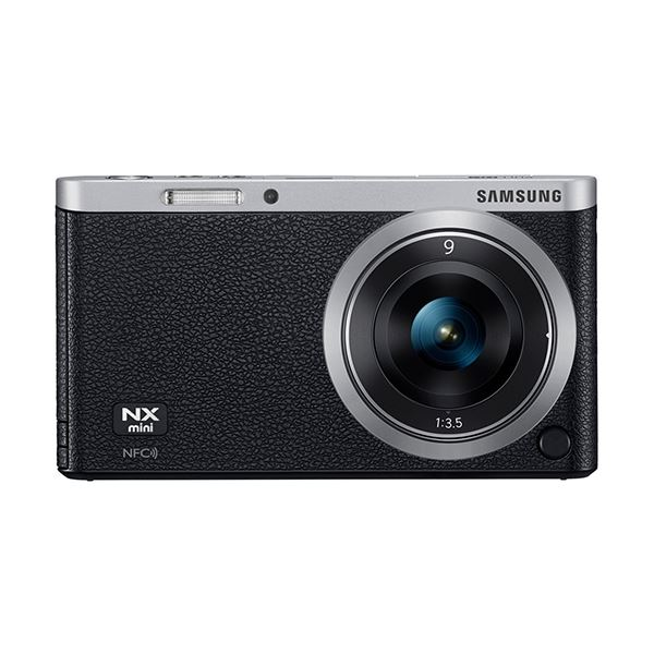 SAMSUNG F-NXMIN9I-02 NX MINI SİYAH 9mm KIT