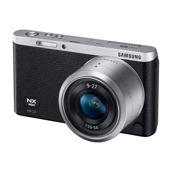 SAMSUNG F-NXMIN927I-02 NX MINI SİYAH 9-27 mm KIT