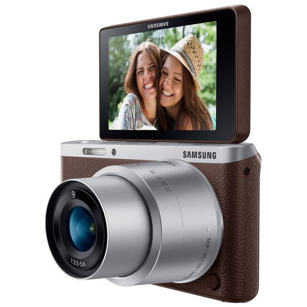 SAMSUNG F-NXMIN927J-03 NX MINI KAHVERENGİ 9-27 mm KIT