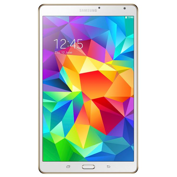 SAMSUNG T700 GALAXY TAB S 1.9+1,3 GHZ-3 GB RAM-16GB DISK-8.4''-CAM- AND.4.4