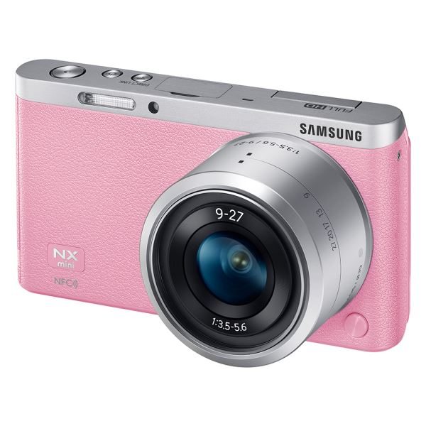 SAMSUNG F-NXMIN927Q-05 NX MINI PEMBE 9-27mm KIT