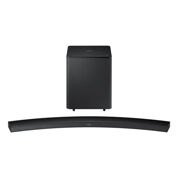 SAMSUNG HW-H7500/TK Wireless Curved SoundBar Ev Sinema  Sistemi, 320W, HDMI, USB