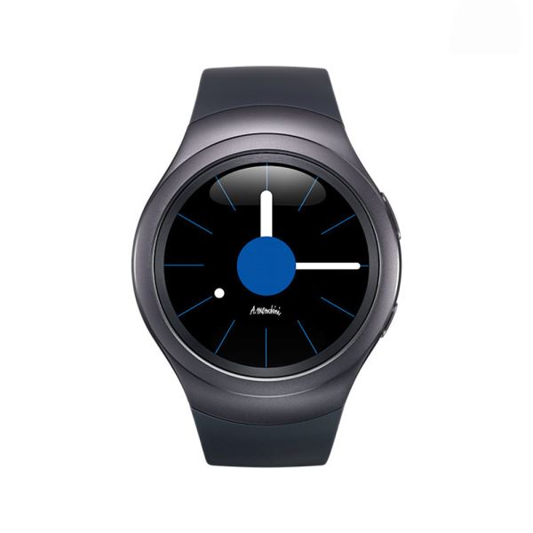 SAMSUNG GEAR S2 DARK GREY