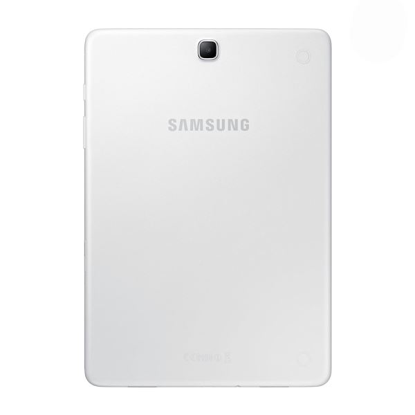 SAMSUNG T550 WHITE QUAD CORE 1.2GHZ-1,5GB DDR3-32GB DISK-9.7''-CAM- AND.5.0.2