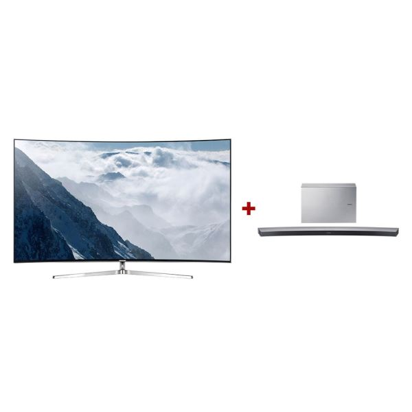 SAMSUNG 65KS9500 CURVED SUHD SMART LED TV+ HW-J6001 SoundBar Bundle Kampanyası