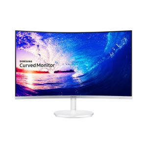"SAMSUNG 27""  LC27F581FDMXUF 4Ms  Full HD CURVED HDMI DP Monitör"