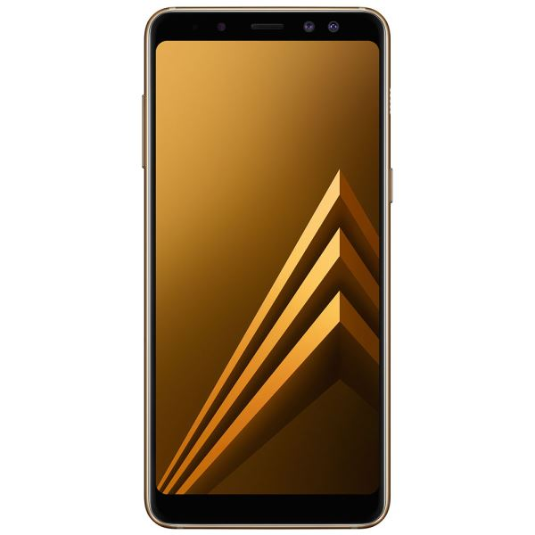 SAMSUNG GALAXY A8 PLUS 64 GB AKILLI TELEFON ALTIN