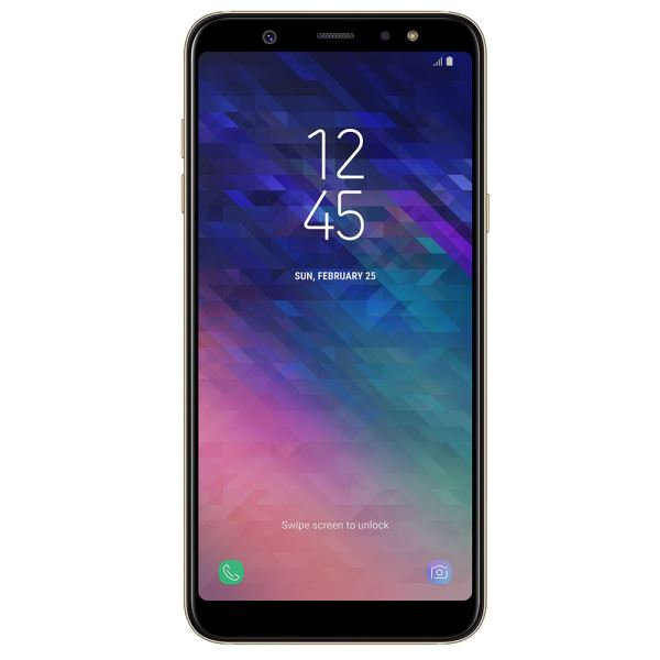 SAMSUNG GALAXY A6 PLUS 64 GB  AKILLI TELEFON ALTIN