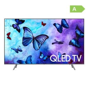 SAMSUNG QE 55Q6F 55'' 138 CM 4K UHD QLED SMART TV,DAHİLİ UYDU ALICI