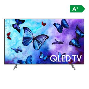 SAMSUNG QE 65Q6F 65'' 163 CM 4K UHD QLED SMART TV,DAHİLİ UYDU ALICI