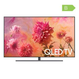 SAMSUNG QE 65Q9F 65'' 163 CM 4K UHD QLED SMART TV,DAHİLİ UYDU ALICI