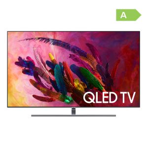 SAMSUNG QE 75Q7F 75'' 189 CM 4K UHD QLED SMART TV,DAHİLİ UYDU ALICI