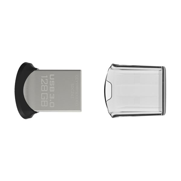 Sandisk 128GB Ultra Fit USB 3.0 Bellek