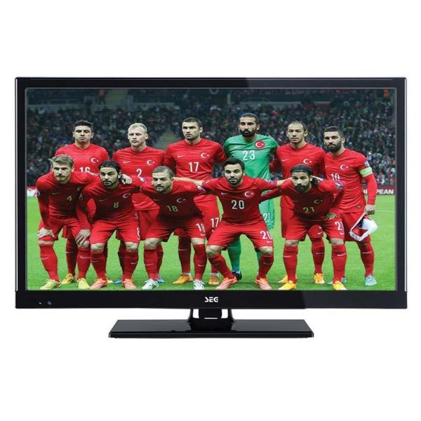 SEG 24SE5100 24'' 61 CM HD READY LED TV,DAHİLİ UYDU ALICI