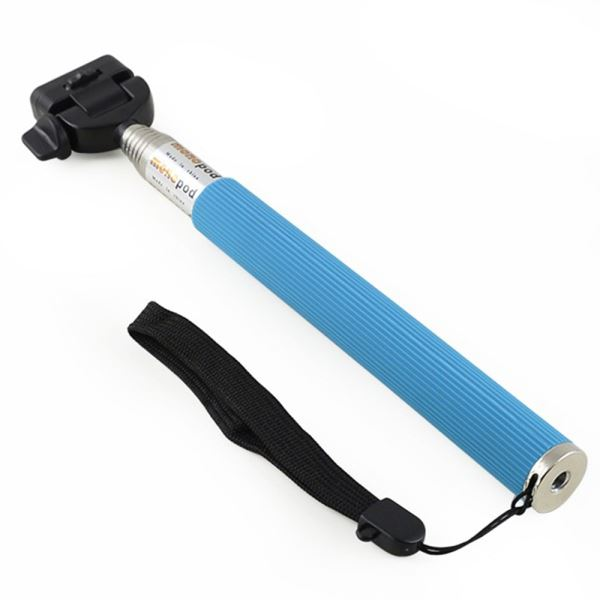 KAR SELFPOD BLUETOOTH FOLDABLE MONOPOD BLUE