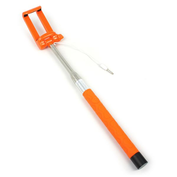 KAR SELFPOD FOLDABLE MONOPOD ORANGE (KABLOLU)