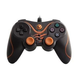 SNOPY RAMPAGE SG-R601 PS3/PC USB 1.8 JOYPAD- TURUNCU