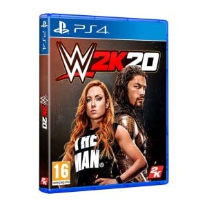 SONY PS4 Oyun : WWE2K2020