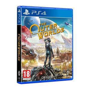 Sony PS4 Oyun : Outer Worlds