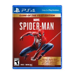 SONY PS4 Oyun: Spiderman GOTY Edition