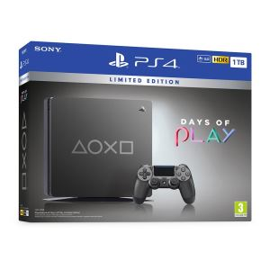 SONY PS4 1 TB Days Of Play Limited Edition Chassis EUR OYUN KONSOLU