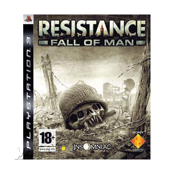 SONY  PS3 Oyun: Resistance: Fall of Man PLA