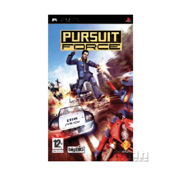 SONY Pursuit Force/ESN/EXP (PSP