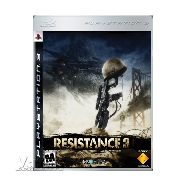 PS3 Oyun Resistance 3