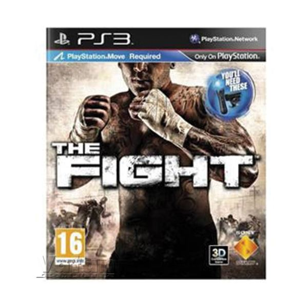 SONY PS3 Oyun: The Fight