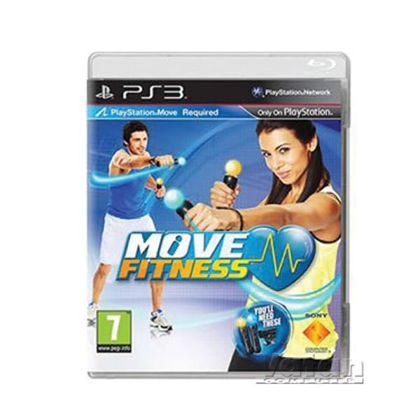 SONY PS3 Oyun : Move Fitness
