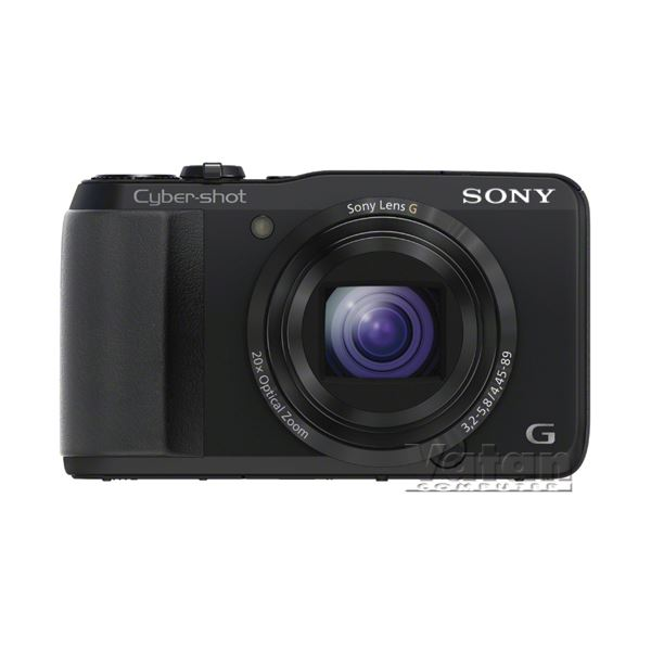 SONY DSC-HX20V/B 18.2 MP 3