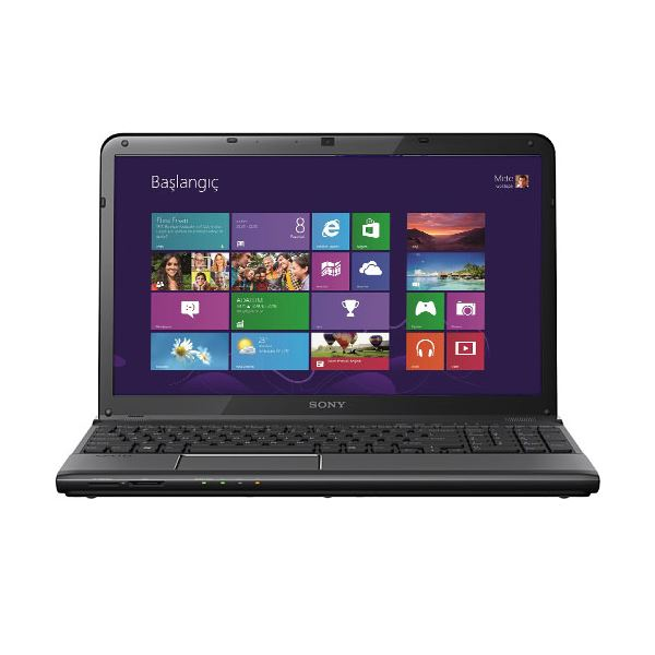 SVE1512W1E/B CORE İ5-3210M 2.50GHZ-8GB DDR3-1000GB-15.5''-1GB 7650M-DVD/BR-WIN8