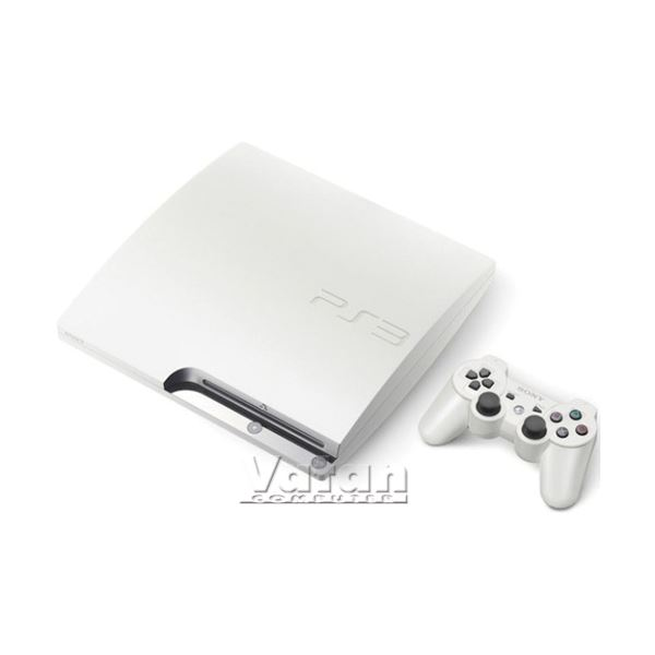 PS719272618 : PS3 320GB K White/DS3 White/EUR