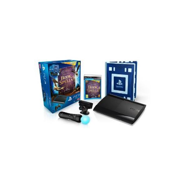 SONY PSBOSHARRYPT.YT BookOfSpells/Cam/Move/WBook/PS3 12GB/EAS