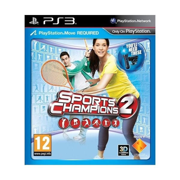 SONY Sports Champions 2/EAS