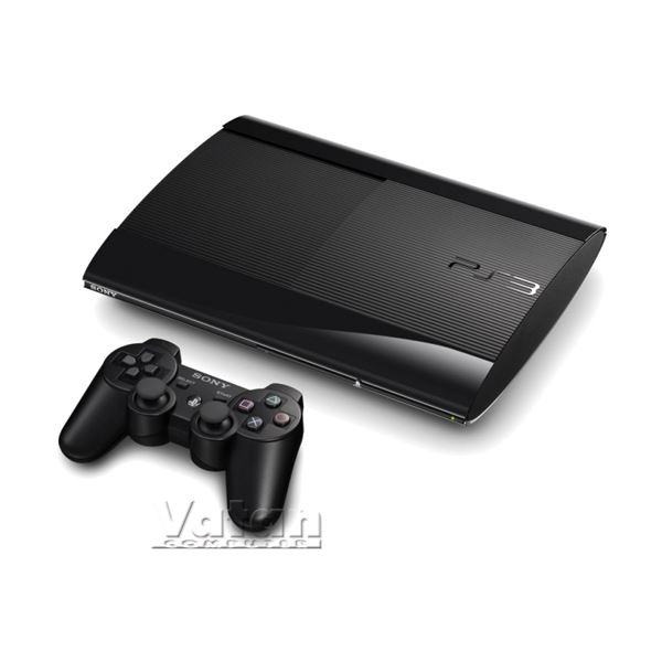 SONY PS3 500 GB M Chassis EUR Black