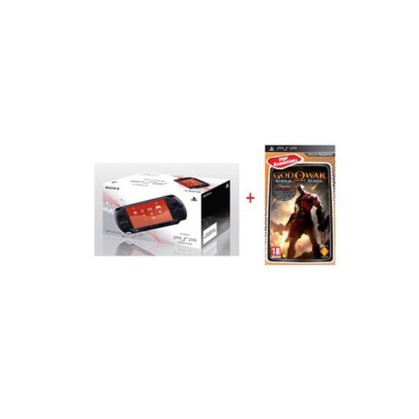 SONY PSP-E1004 + GOD OF WAR: GOS ESN