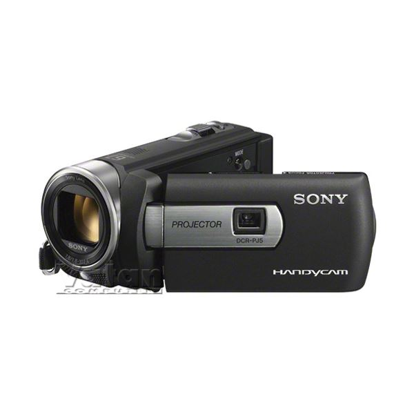 SONY DCR-PJ5 VİDEO KAMERA