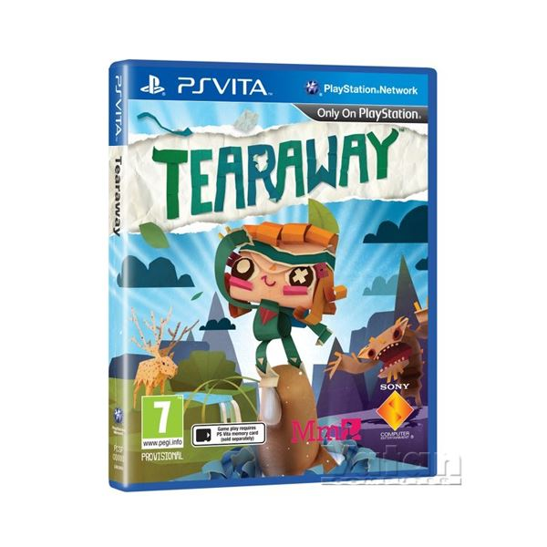 SONY PS VITA Oyun: Tearaway (PS Vita)