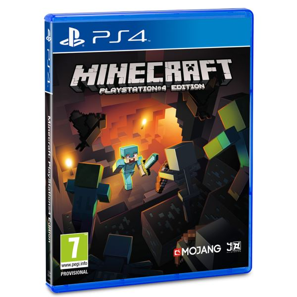 SONY PS4 Oyun: Minecraft / EAS