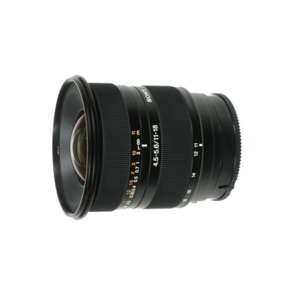 SONY DSLR ICIN 11-18 MM LENS