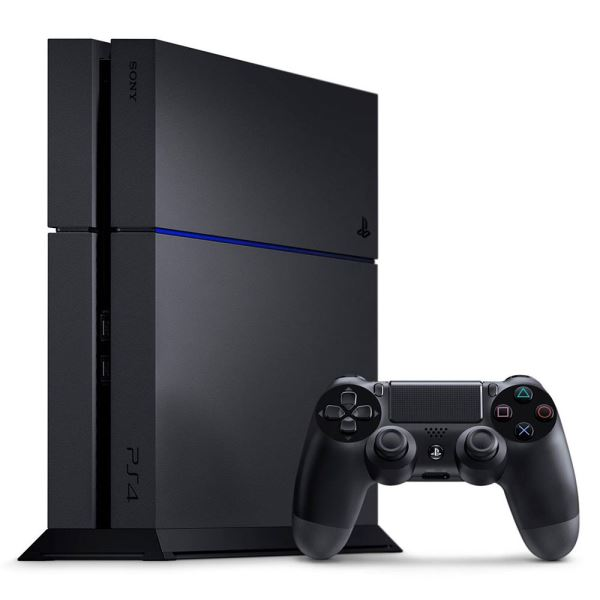 SONY PS4 500GB C Chassis EUR Black OYUN KONSOLU