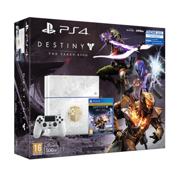 SONY Destiny The Taken King Special Edition  / PS4 500GB  / TUR OYUN KONSOLU