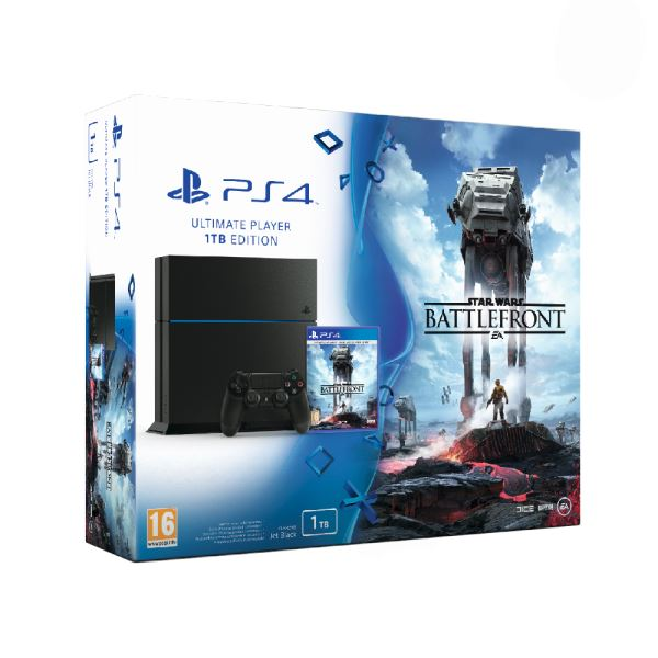 SONY Star Wars Battlefront / PS4 1 TB C / TUR OYUN KONSOLU
