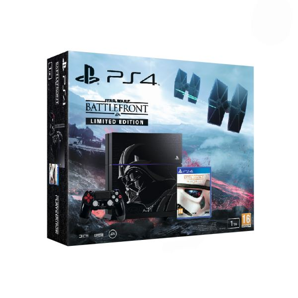 SONY Star Wars Battlefront Limited Edition / PS4 1 TB C / TUR OYUN KONSOLU