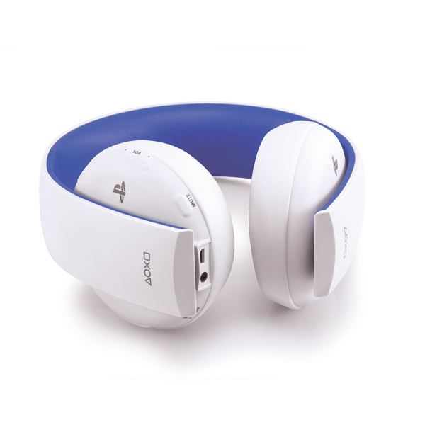 SONY PS4 Wireless Stereo Headset (Beyaz)