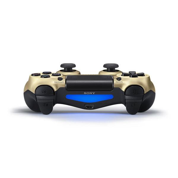 SONY PS4 Dualshock 4 Controller Gold
