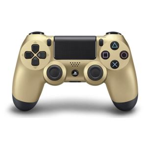 SONY PS4 Dualshock 4 Controller Gold v2