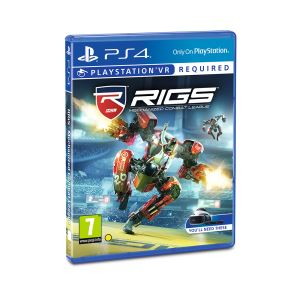 SONY PS VR Oyun : RIGS Mechanized Com League